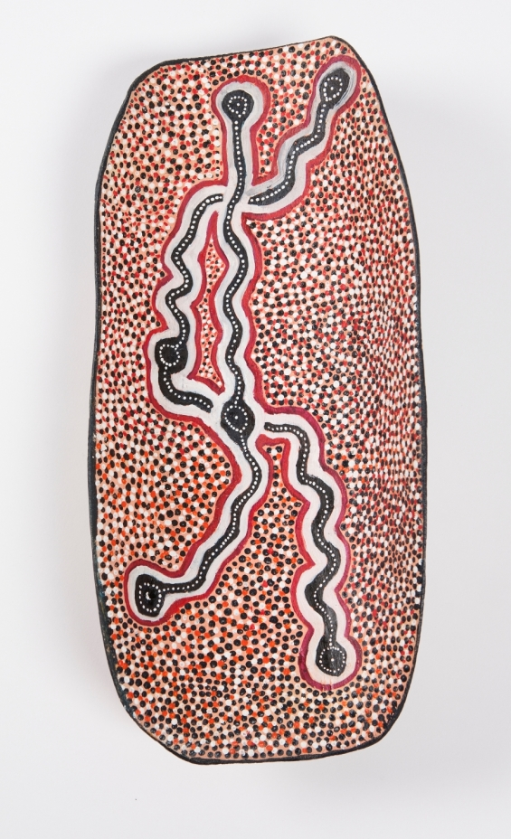 John Prince Siddon, Untitled (ngurti) © John Prince Siddon courtesy Mangkaja Arts Resource Agency 2015