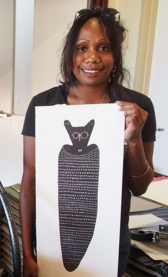 Petrina Bedford © Mowanjum Aboriginal Art & Culture Centre 2015