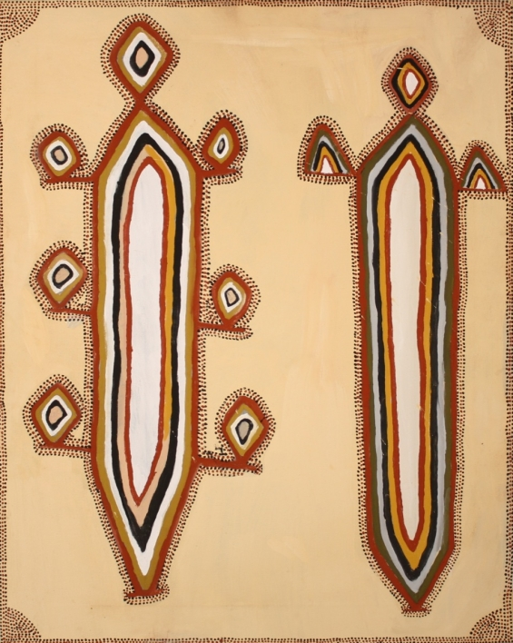 Alan Griffiths, Balmarra 2013 �© Waringarri Aboriginal Arts