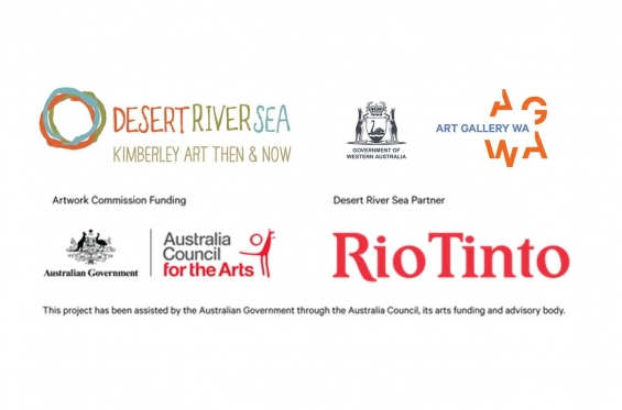 Funding for the artwork commissions has been supported by the Australian Government through the Australia Council, its arts funding and advisory body.