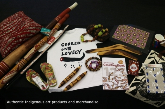 Case study – Authentic Indigenous Art Products and Merchandise