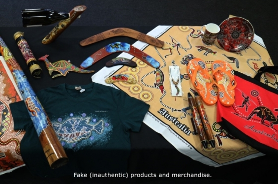 Case study – Fake products and Merchandise