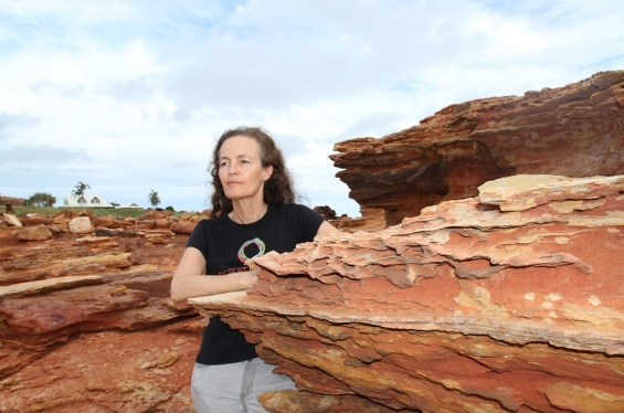 Philippa Jahn, former Indigenous Community Liaison & Project Coordinator, Art Gallery of Western Australia